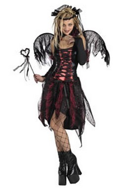 Adult Vampire Fairy Dress