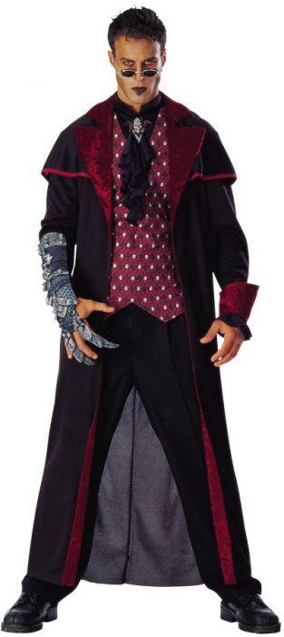 Adult Vampire King Costume