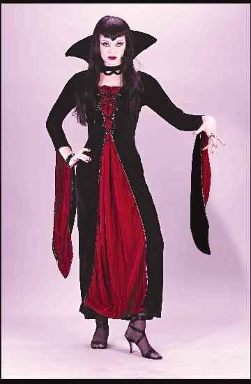 Adult Velour Princess Costume