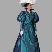Adult Victorian Dress Costume ? Blue
