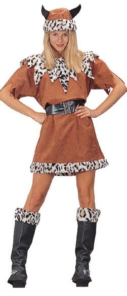 Adult Viking Queen Costume