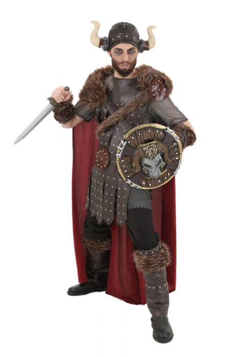 Adult Viking Warrior Costume