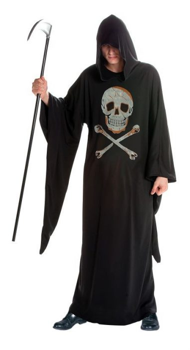 Adult Warlock Costume