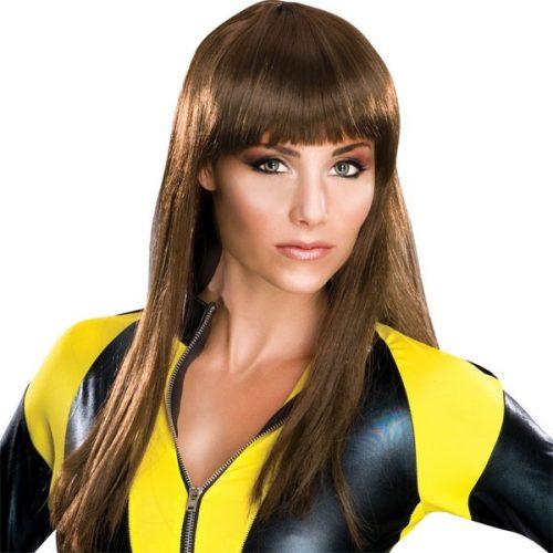 Adult Watchmen Deluxe Silk Spectre Wig