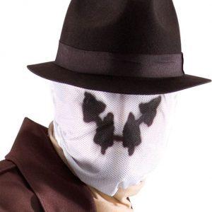 Adult Watchmen Rorschach Mask
