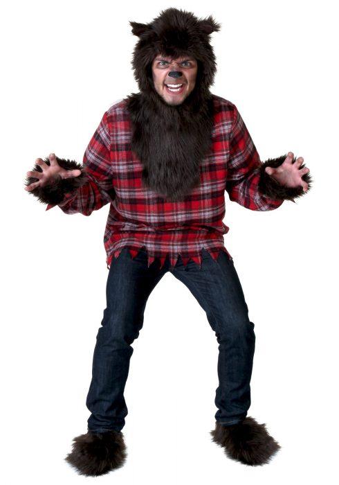 Adult Werewolf Costume