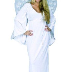 Adult White Angel Wings