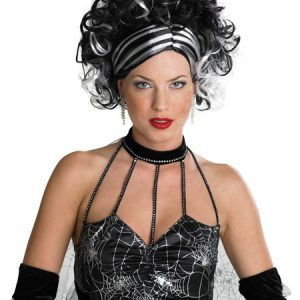 Adult Wicked Widow Wig
