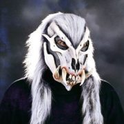 Adult Wild Thing Creature Mask