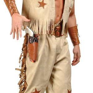 Adult Wild West Cowboy Costume