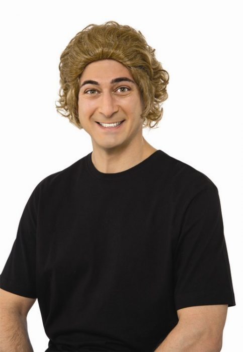 Adult Willy Wonka Wig