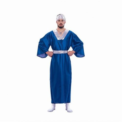 Adult Wiseman Costume - Blue