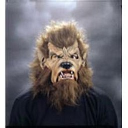 Adult Wolfman Mask