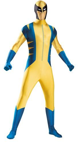 Adult Wolverine Bodysuit