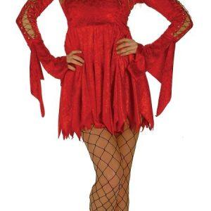 Adult Women's Devil Costume
