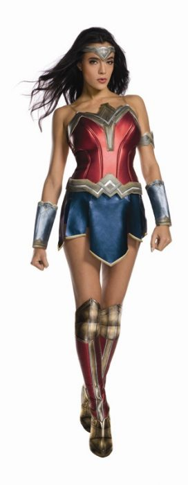 Adult Wonder Woman Movie Costume