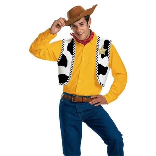 Adult Woody Costume Kit