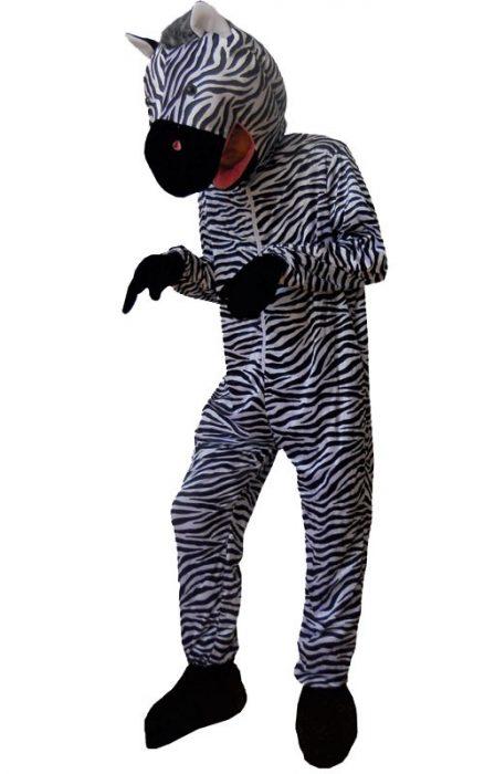 Adult Zebra Costume