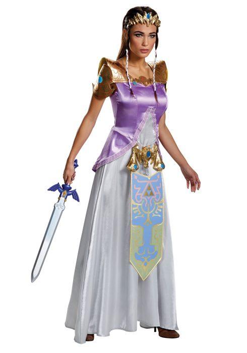 Adult Zelda Deluxe Costume