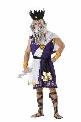Adult Zeus Costume