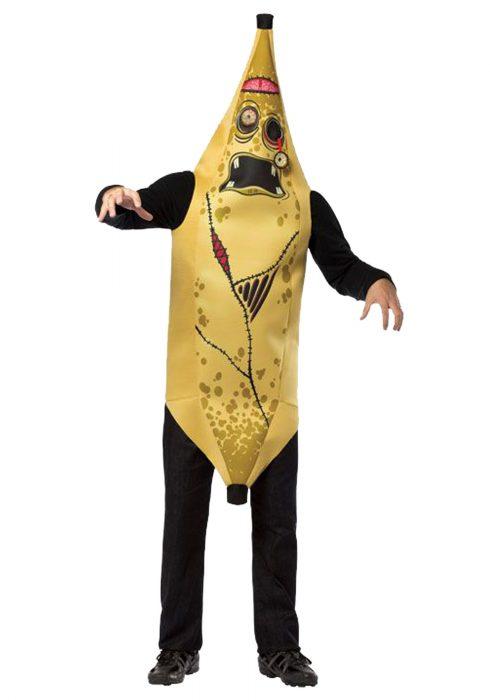 Adult Zombie Banana Costume