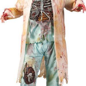 Adult Zombie Doctor Costume
