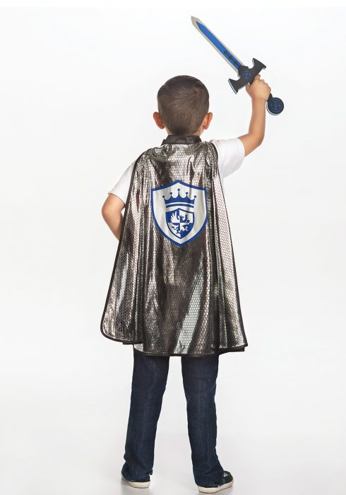 Adventure Knight Cape and Sword Set