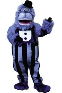 Alfred Ape Mascot Costume