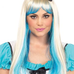 Alice Two Toned Wig