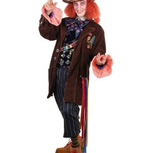 Alice in Wonderland Authentic Mad Hatter Costume