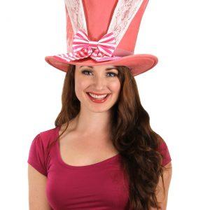 Alice in Wonderland Bunny Ears Mad Hatter Hat