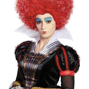 Alice in Wonderland Red Queen Adult Wig