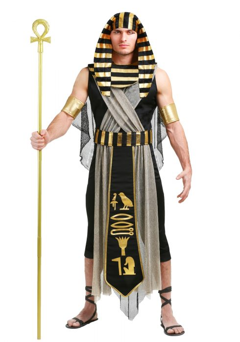 All Powerful Pharaoh Men's Costume