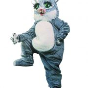 Alley Cat Mascot Costume