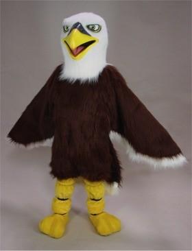 American Eagle Mascot