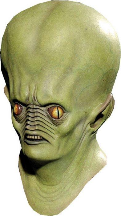Andromeda Resurrection Halloween Mask