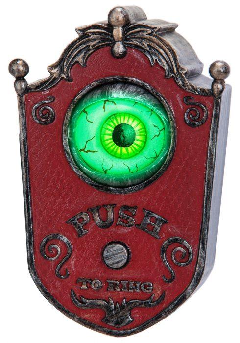 Animated Doorbell Eyeball