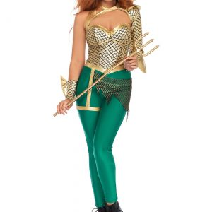 Aqua Warrior Women's Costume