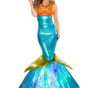 Aquarius Mermaid Costume