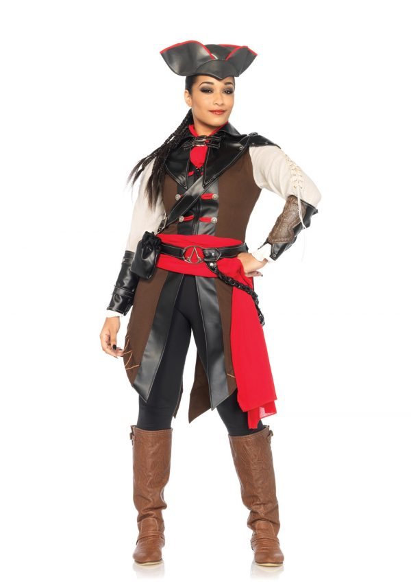 Assassins Creed Aveline de Grandpre Deluxe Costume