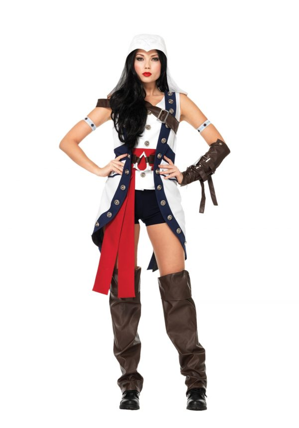 Assassin's Creed Connor Womens Costume