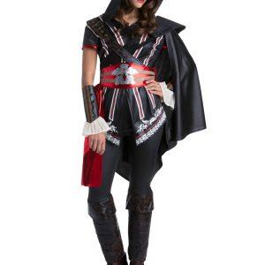 Assassins Creed Ezio Classic Women's Master Assassin Costume