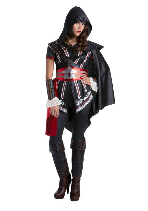 Assassins Creed Ezio Classic Women's Master Assassin Costume