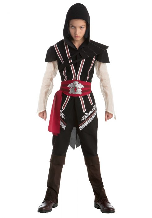 Assassins Creed Ezio Master Assassin Teen Costume