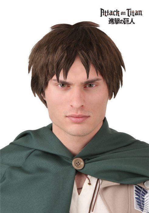 Attack on Titan Eren Yaeger Wig
