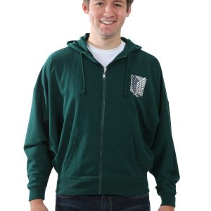 Attack on Titan Survey Corps Costume Hoodie