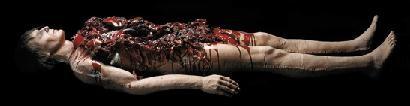 Autopsy Body Prop