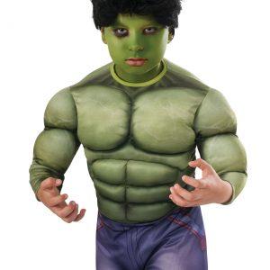 Avengers 2 Child Hulk Wig