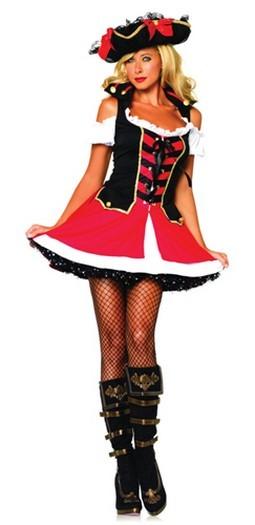 Aye Aye Admiral Sexy Sailor Costume