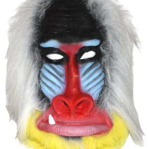 Baboon Latex Mask